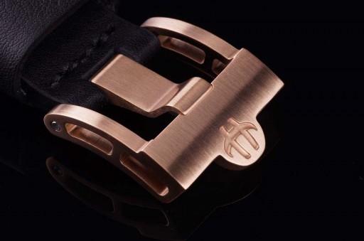 Helberg CH8 Bronze 5th Anniversary Edition clasp