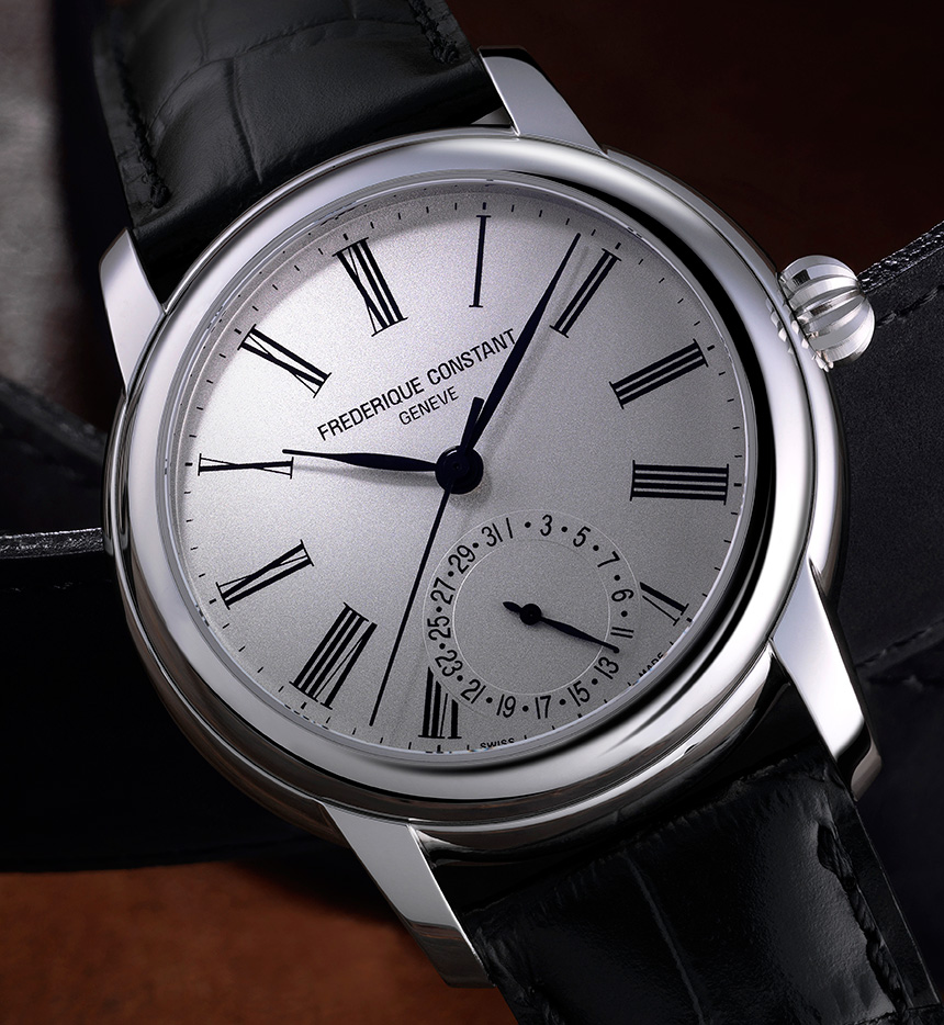 Frederique Constant Classic Manufacture Replica Watch Replica Watch Releases