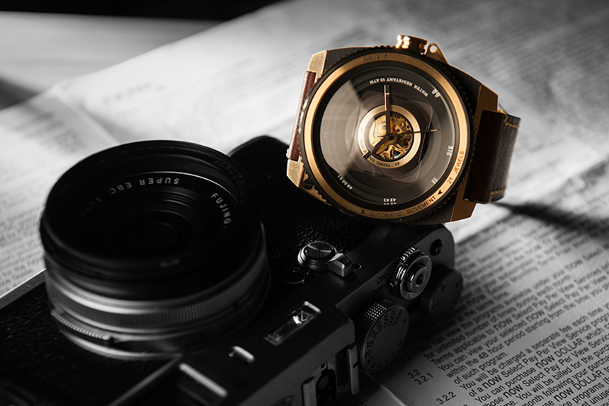 TACS Automatic Vintage Lens Replica Watch Replica Watch Releases