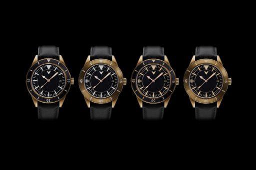 Ventus Mori Brass Diver 300m – All Models