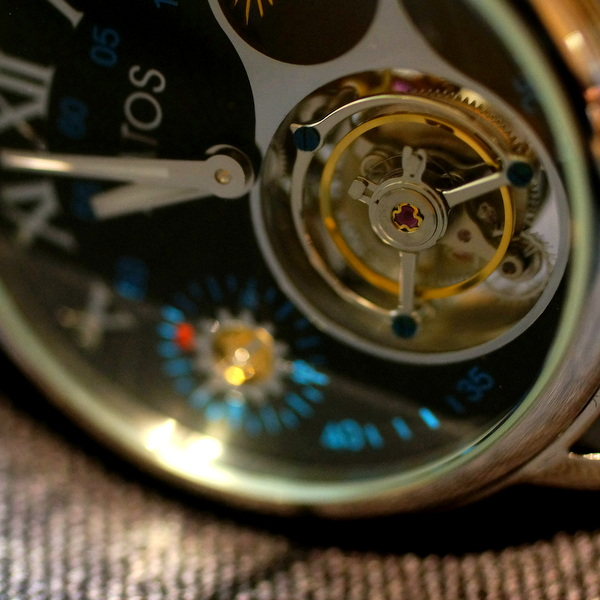 AATOS Tiago Review: The Cheapest Tourbillon Watch In The World? Wrist Time Reviews
