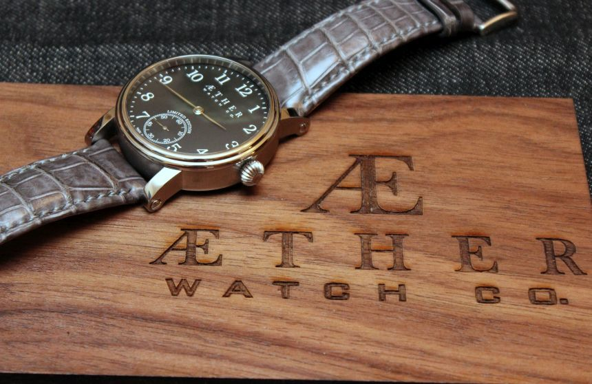 Æther By Benzinger Watch Review Wrist Time Reviews