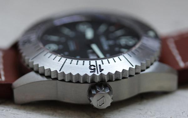 Anstead Oceanis Watch Review: Decent Cheap Diver Wrist Time Reviews