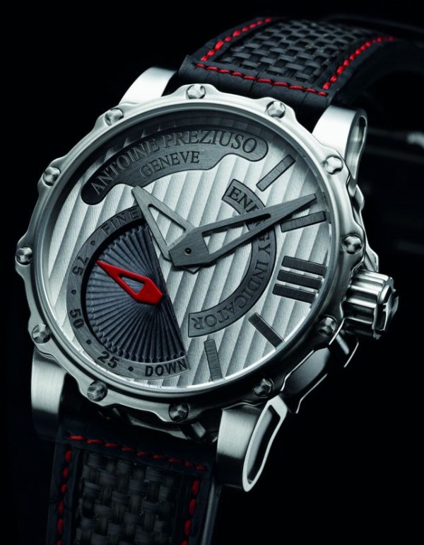 Antoine Preziuso Power Inside Unlimited Watch Watch Releases