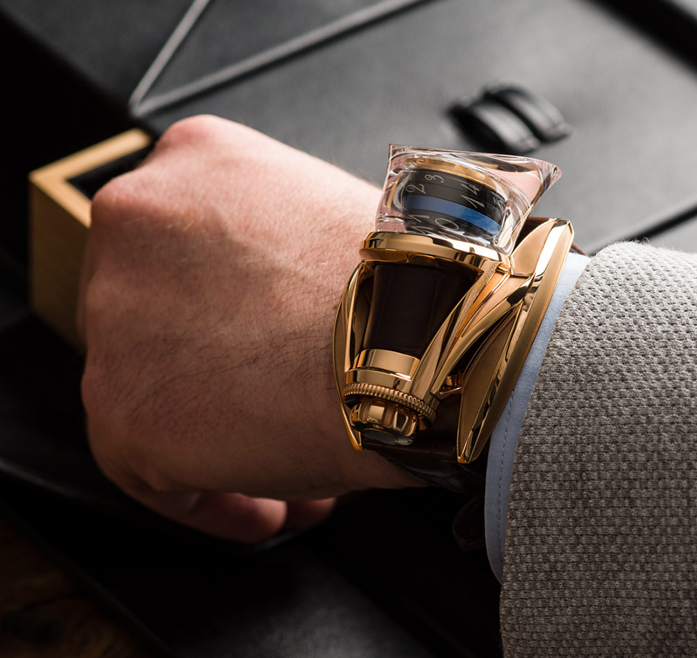Anura Rafael Write Time Tourbillon Watch That Becomes A Pen Watch Releases