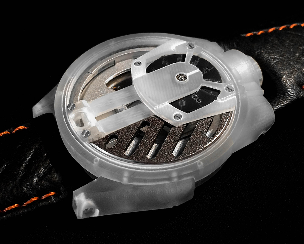 Barrelhand Timepieces Project 1 Watch Releases
