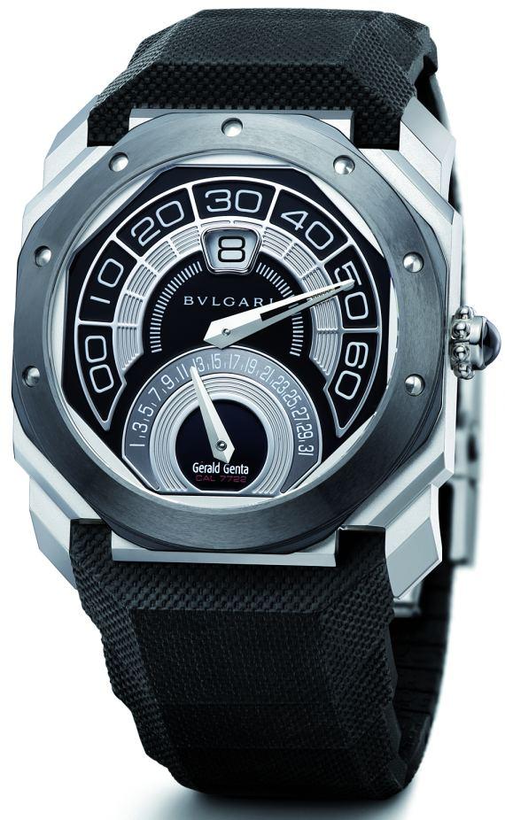 Bulgari Octo Bi-Retro Steel Ceramic Watch Watch Releases