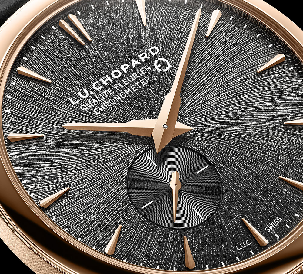 Chopard L.U.C XPS Twist QF Fairmined Watch Watch Releases