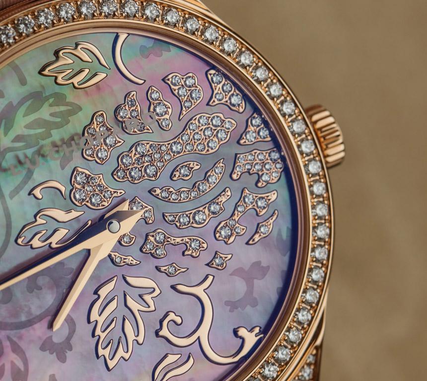 Chopard L.U.C XP Esprit De Fleurier Peony Watch Hands-On Hands-On