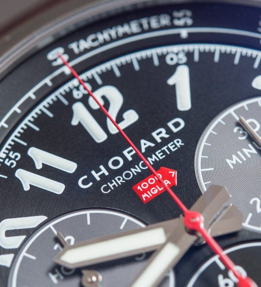 Chopard Mille Miglia 2016 XL Race Edition Watch Review Wrist Time Reviews
