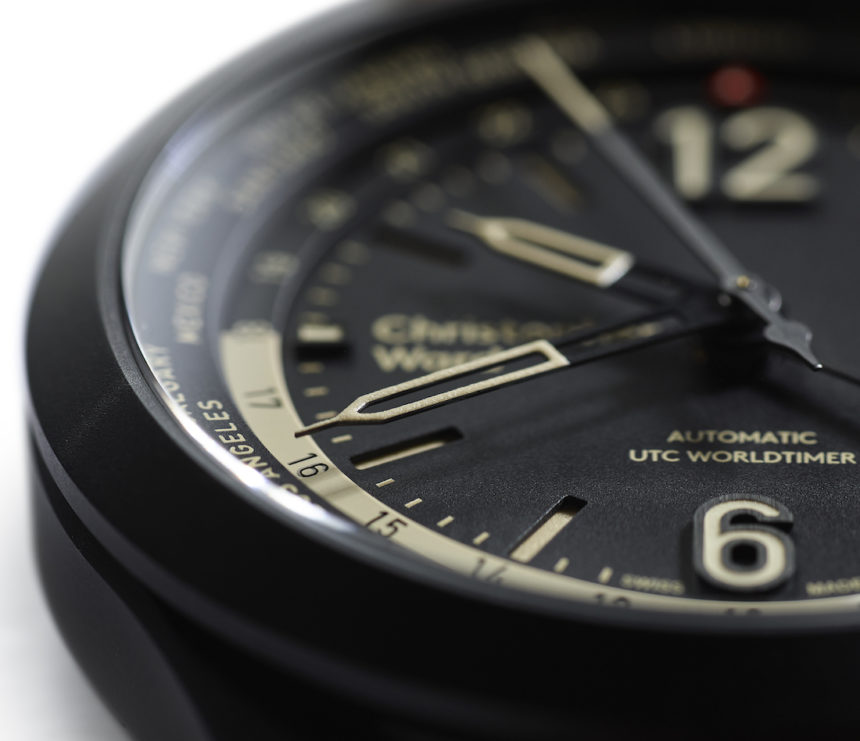 Christopher Ward C8 UTC Worldtimer Watch Watch Releases