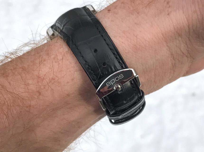 Epos Sophistiquée 3424SK Watch Review Wrist Time Reviews