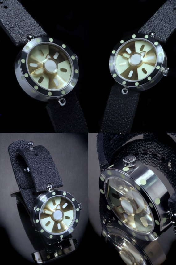 Angular Momentum Freehand TEC/A13 Piece Unique Watch Watch Releases