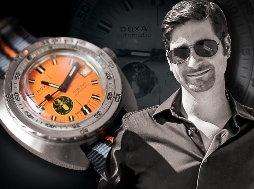 My First Grail Watch:  James Lamdin Of aBlogtoWatch (And analog/shift) My First Grail Watch