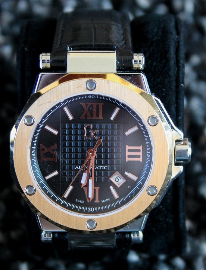 Watch Winner Review: Gc Gc-3 Automatic Giveaways