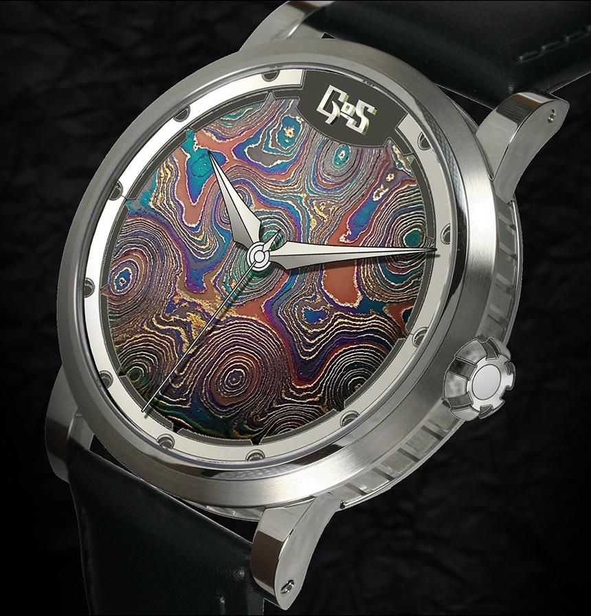 Gustafsson & Sjögren Sarek Watch Watch Releases