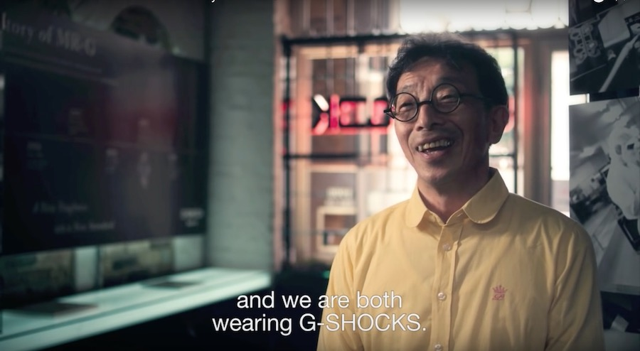 G-Shock Inventor Kikuo Ibe On G-Shock History, Japanese Culture, & Space Travel Feature Articles