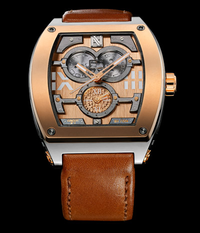 Avakian Watch Concept 1 Watch Releases