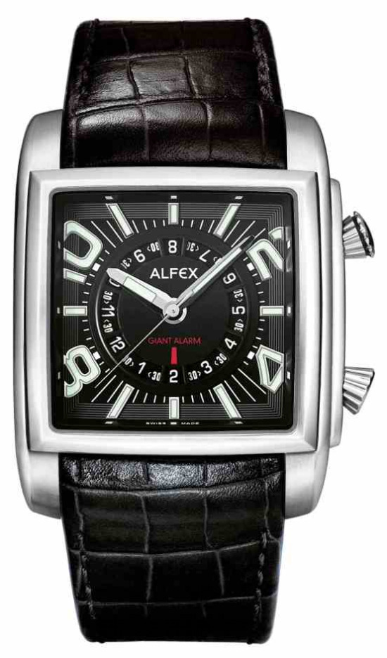 Alfex Pazzola Giant Alarm Watch For Its 60th Anniversary Watch Releases
