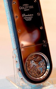 Sickly Spectacular Goldvish And Frederic Jouvenot Revolution Mobile Phone + Watch Watch Releases