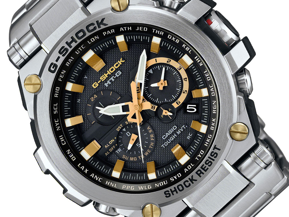 Casio G-Shock MT-G MTGS1000D-1A9 Watch Watch Releases