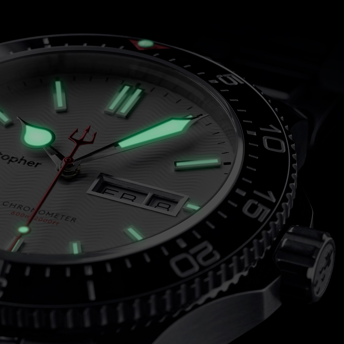 Christopher Ward Launches #TridentSummer & Two New C60 Trident Dive Watches Watch Releases