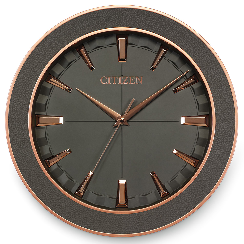 Citizen Wall & Desk Clocks With Designs Based On Watch Dials Watch Releases