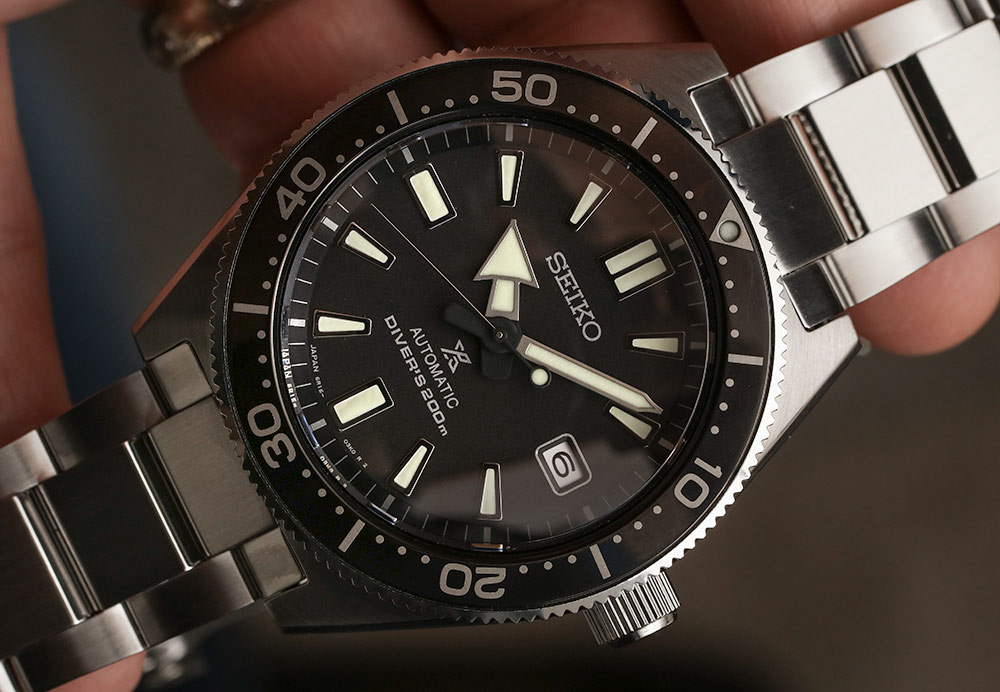First Seiko Diver Prospex SLA017 'Re-Creation' & SPB051/53 'Re-Interpretation' Watches Hands-On Hands-On