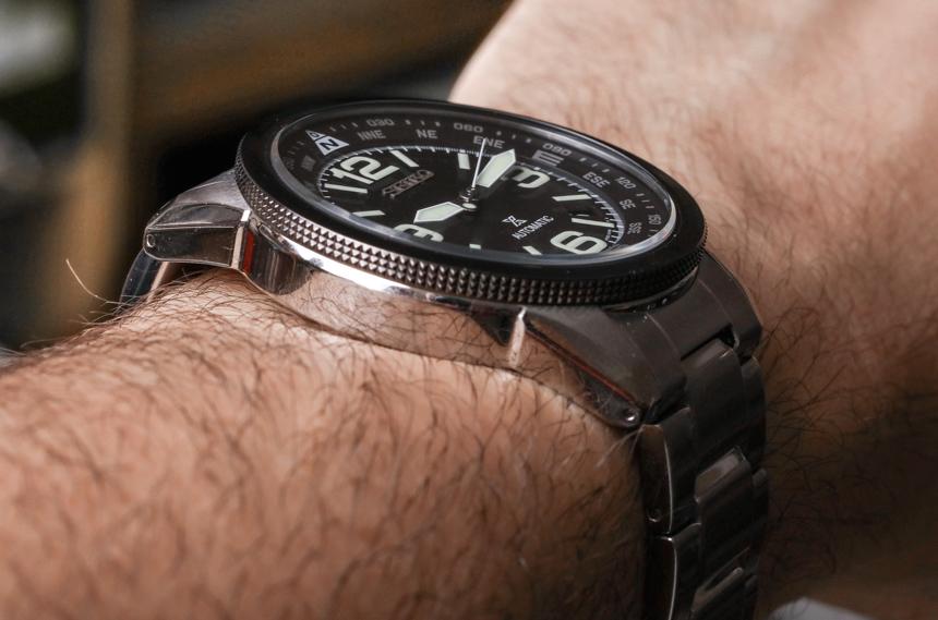 Seiko Prospex SRPA71 Land Automatic Watch Review Wrist Time Reviews