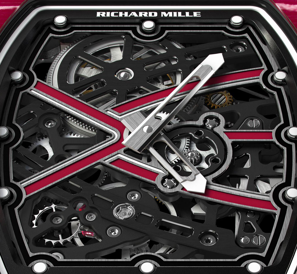 Richard Mille RM 67-02 Sprint & High Jump Watches Watch Releases