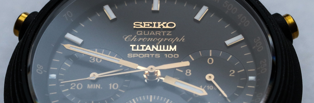 Seiko Sports 100 7A28 'First Analog Quartz Chronograph Movement' Vintage Watch Hands-On Hands-On