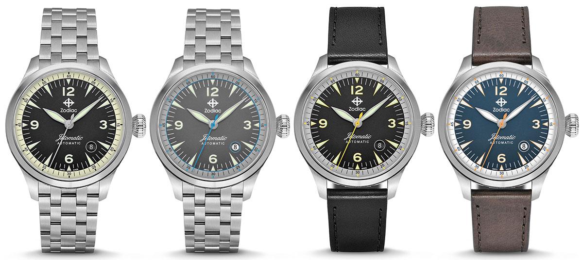 Zodiac Jetomatic Watch Review Wrist Time Reviews