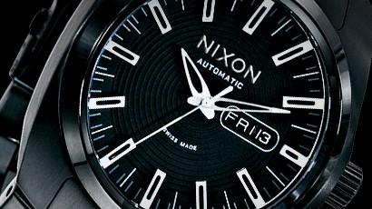 nixon watches watch