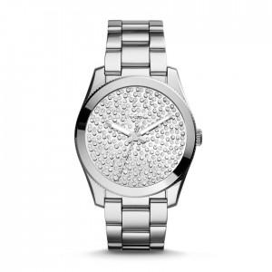 Perfect Boyfriend Three-Hand Stainless Steel Watch