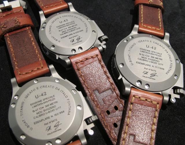 U-Boat-Watches