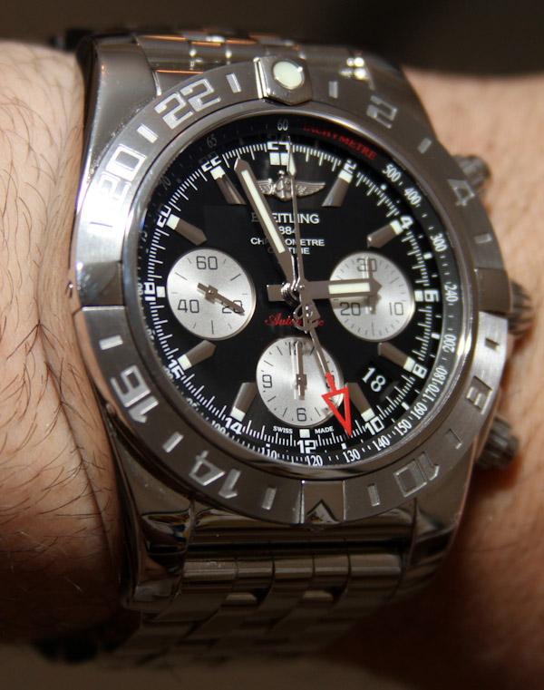 Breitling-Chronomat-44-GMT-watch-2
