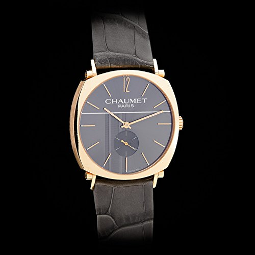 Chaumet Men's Watch Dandy 18K Rose Gold