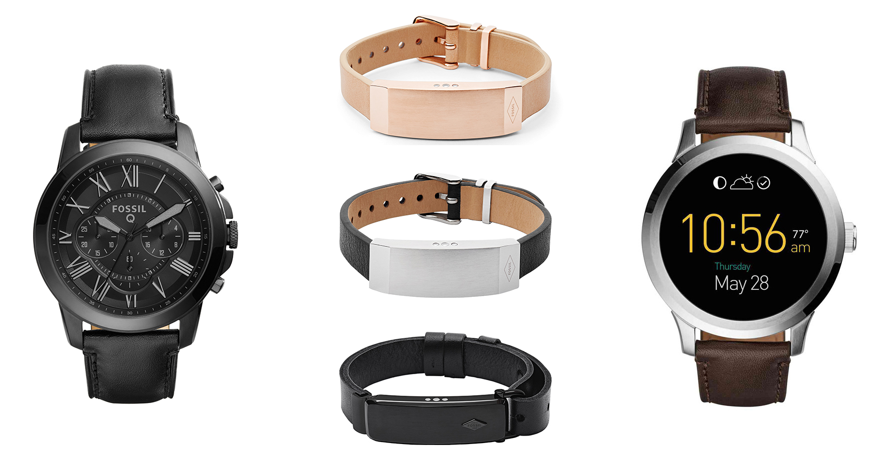 Fossil's Entry Into Smartwatches