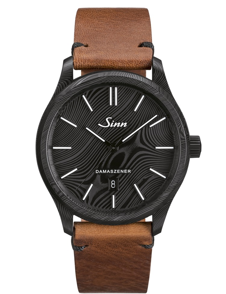 Sinn Unique Watch-1800 S DAMASZENER