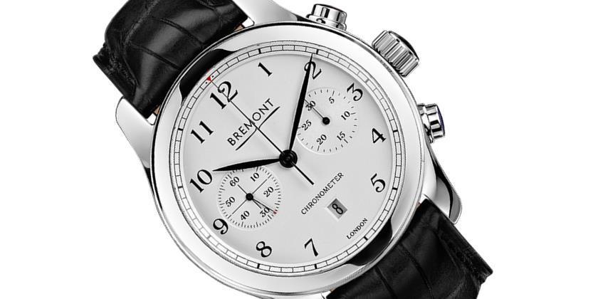 Bremont Classic Watch-ALT1-C/pw