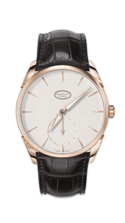 Elegant Rose Gold Men's Watch-Tonda 1950