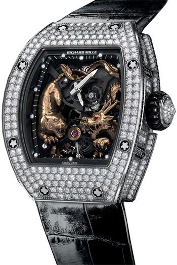 Stunning Richard Mile Tiger and the Dragon Watch