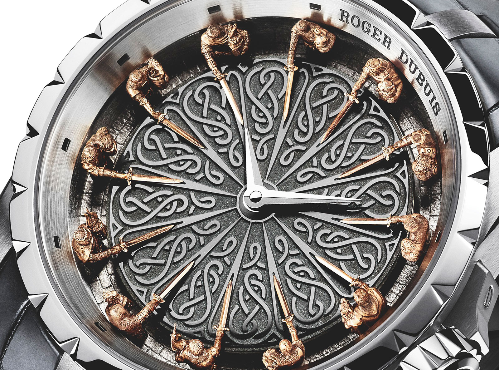 Creditable wristwatch for men roger dubuis excalibur for 12 knights of the round table and their characteristics