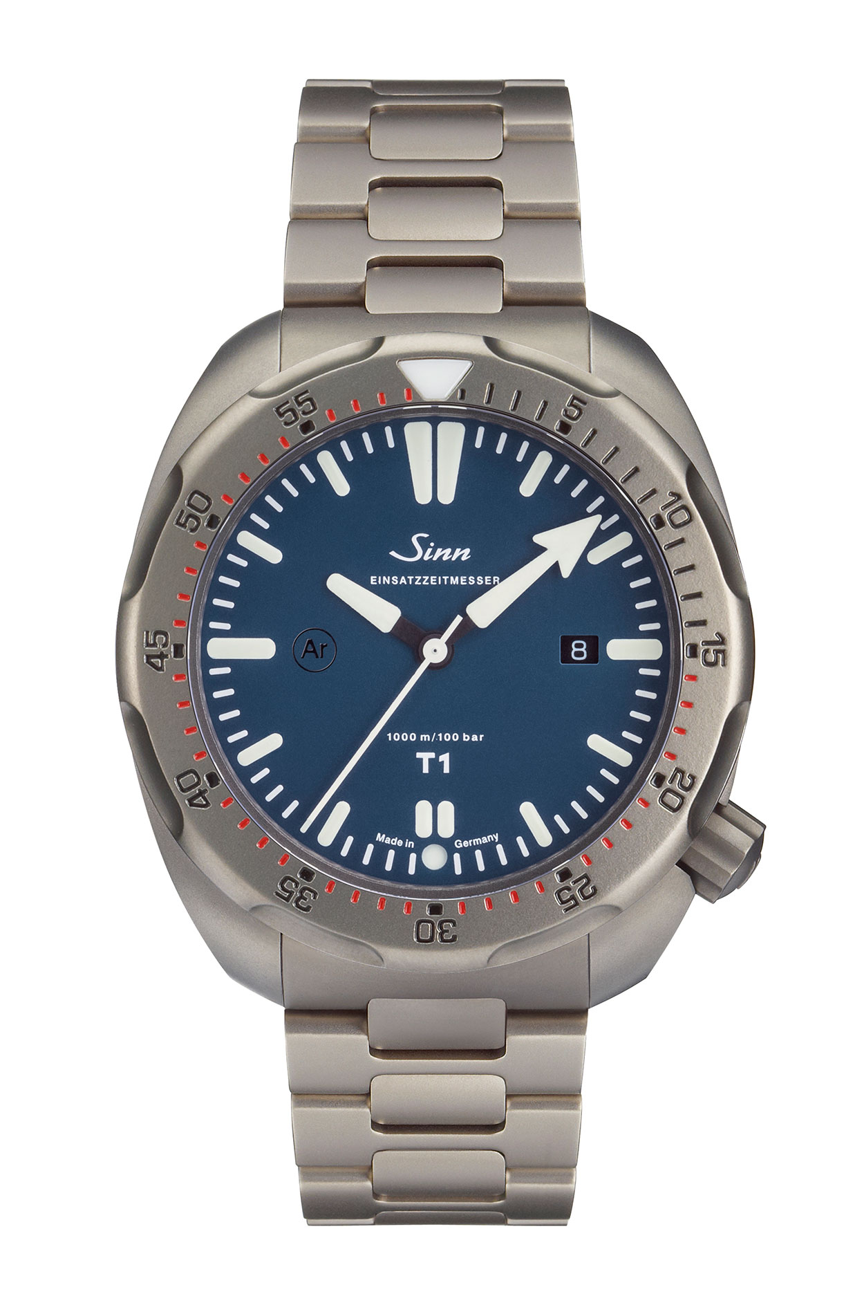 T1 B : An Exceptional Diving Watch