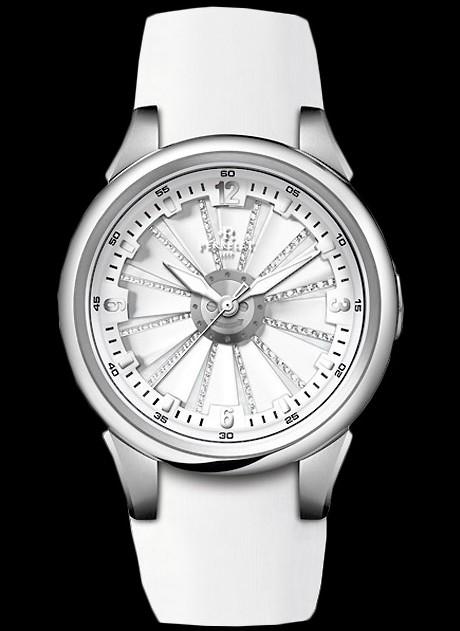 Perrelet Fashion Watch With Sparkling Diamonds