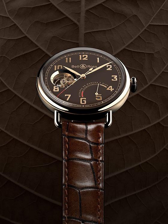 Bell & Ross Vintage WW1 Edicion Limitada Limited Edition Watch