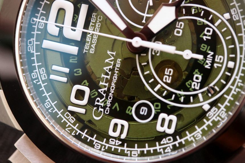 A Comfortable Large Watch For Guys-Graham Chronofighter Oversize Target Watch