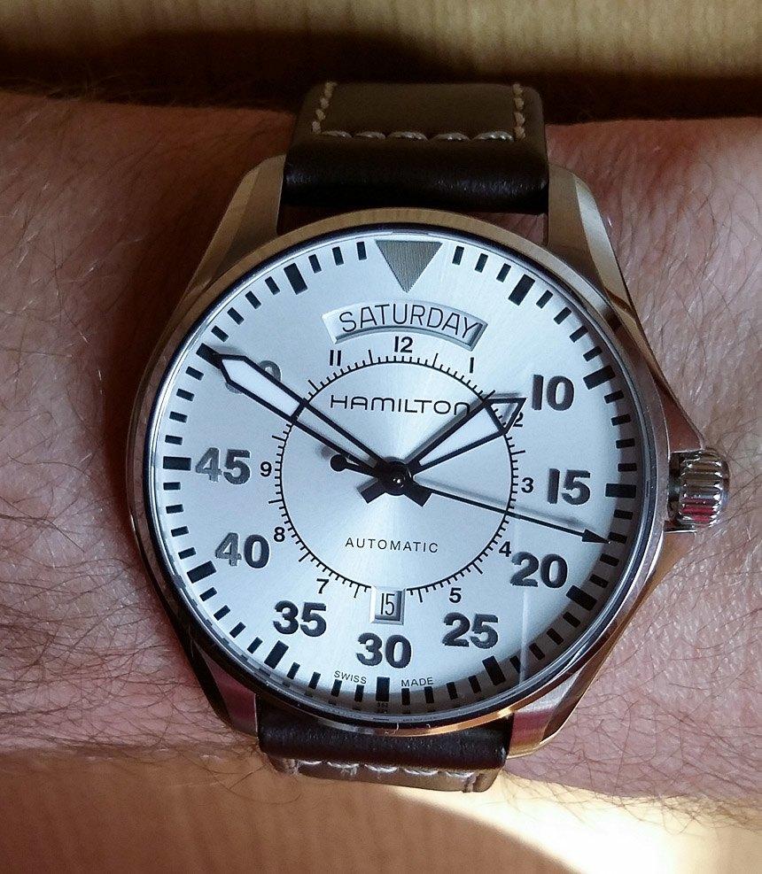 Hamilton Khaki Pilot watch