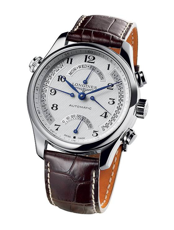 Longines Exclusive Movement-Master Collection Retrograde