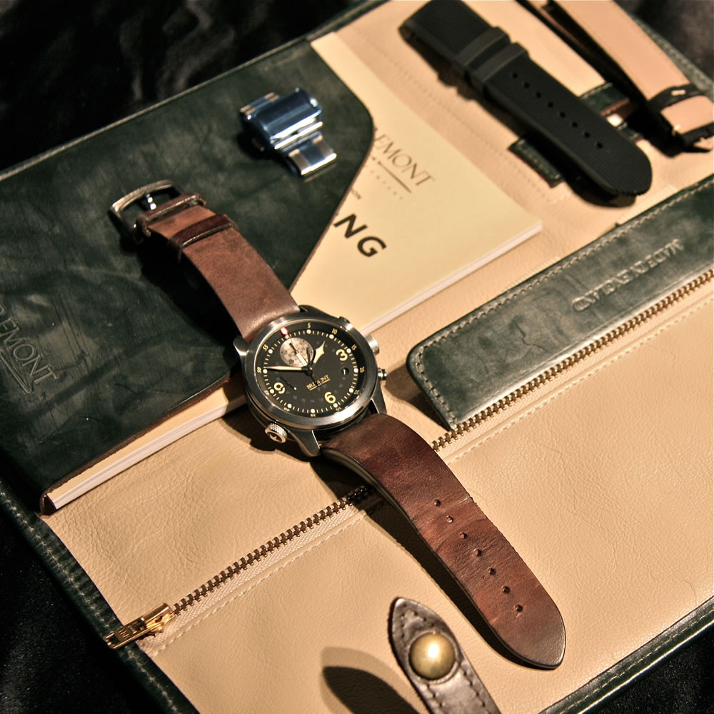 A Bremont Limited Edition Watch With Good-looking